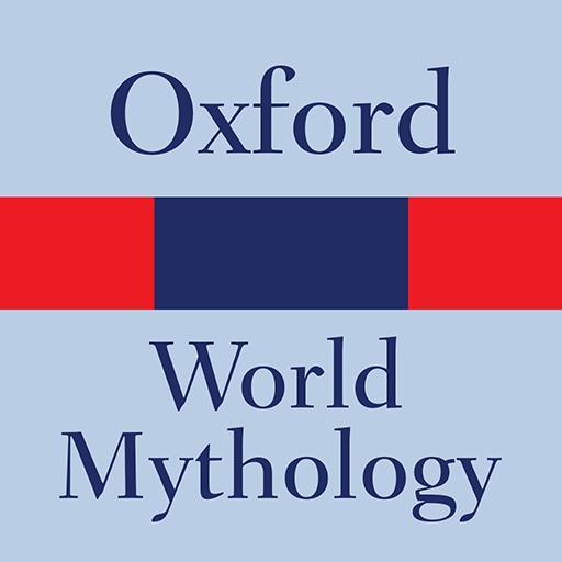 Oxford Dictionary of World Mythology Icon