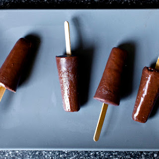 Fudge Popsicles