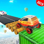 Car Stunts Game Impossible Track : 3D Racing Game