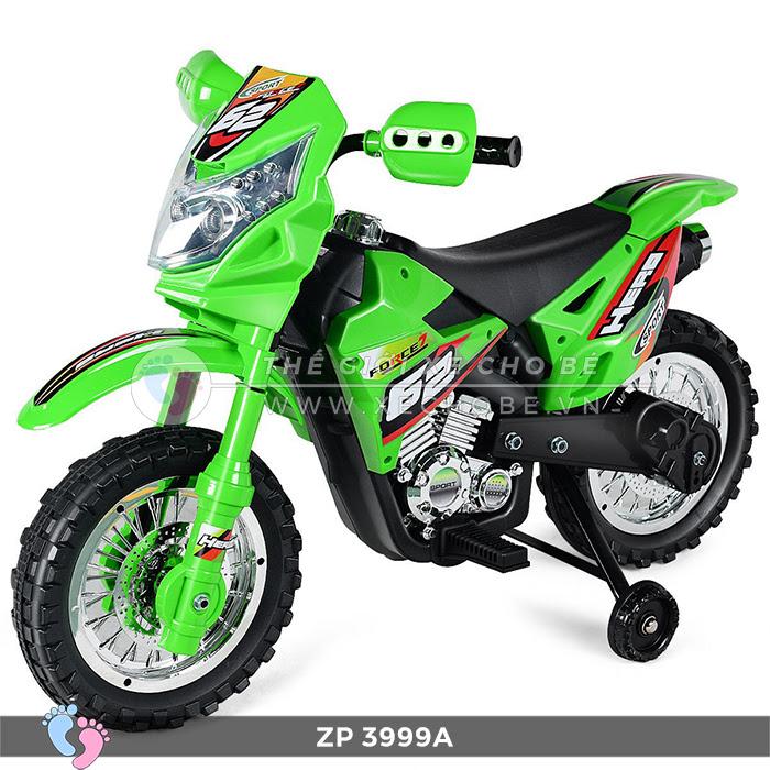 Xe mô tô điện địa hình 2 bánh ZP3999A 6