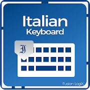 Italian Language Keyboard-English & Italian Keypad