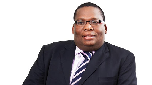 Former BCX CEO Isaac Mophatlane.