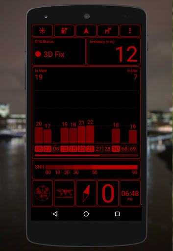 GPS Test screenshot 8