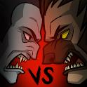 Vampires vs. Werewolves icon