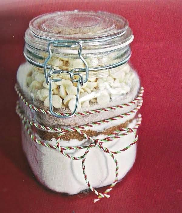 White Chocolate Spice Cookies Mix Recipe