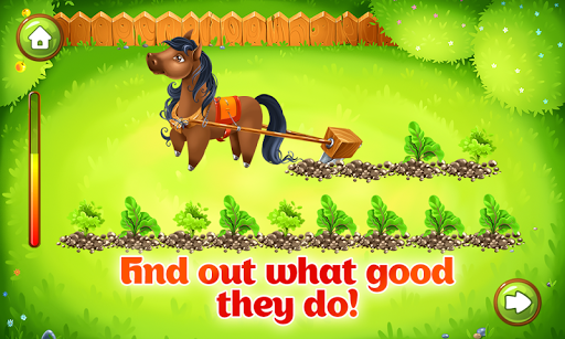 Animal Farm for Kids - Learn Animals for Toddlers 1.0.22 screenshots 7