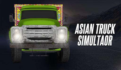 Asian Truck Simulator 2019: Truck Driving Games 2.3 screenshots 1