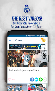 App Real Madrid App APK for Windows Phone