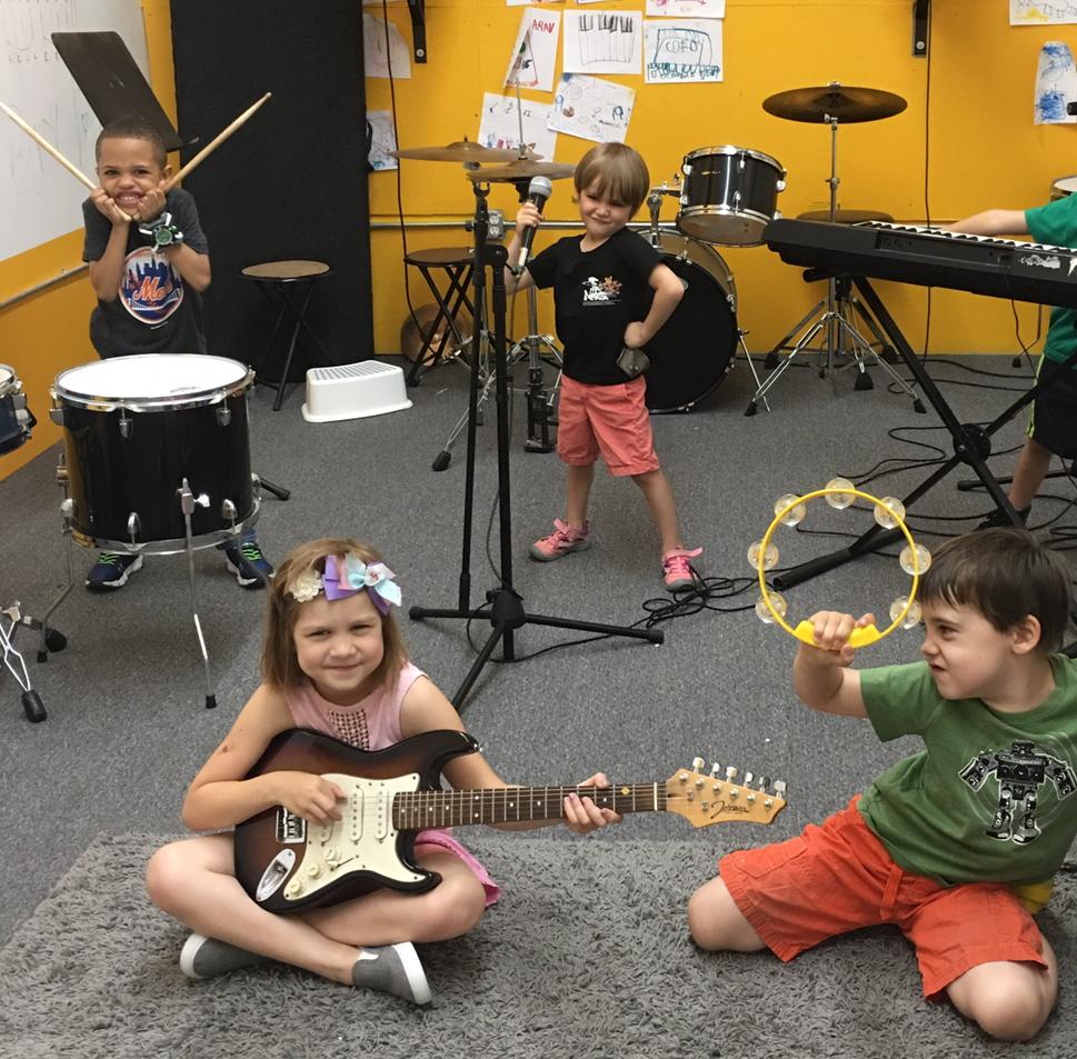 MiniKeys Class at Brooklyn Music Factory