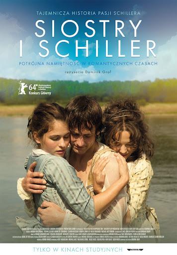 Polski plakat filmu 'Siostry i Schiller'