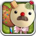 Cake Pop Maker-Cooking game icon