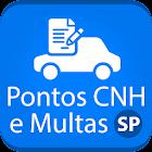 Consulta de Pontos CNH e Multas - SP icon