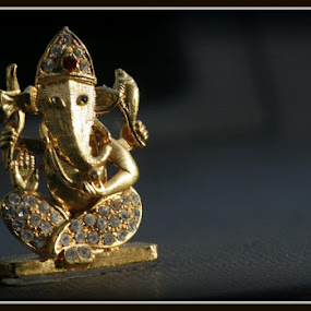 Shree Ganesh. by Arjun Sehrawat - Artistic Objects Still Life