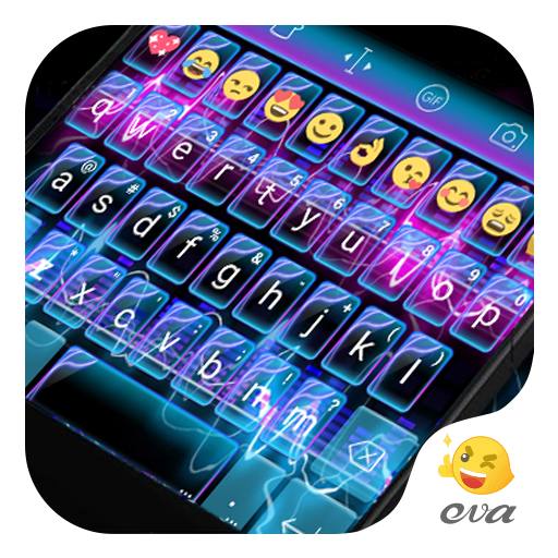 Music Keyboard Theme -Emoji 遊戲 App LOGO-硬是要APP
