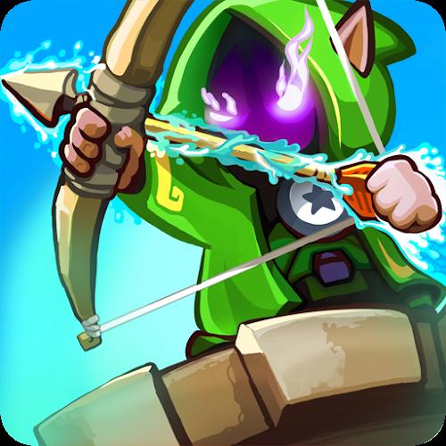 King Of Defense: Battle Frontier (Mod Money) 1.3.12mod