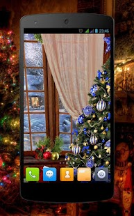 Waiting for Christmas PRO Live Wallpaper - náhled