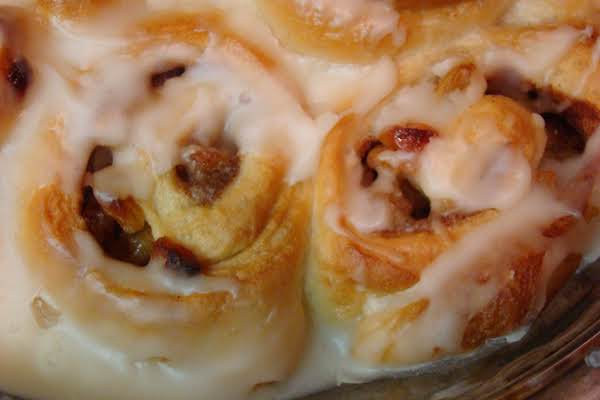 Omg Yummy Cinna Buns Recipe
