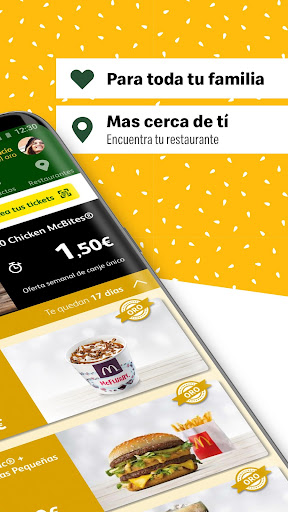 McDonald's Espau00f1a - Ofertas 6.5.4 screenshots 2
