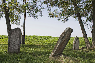 Photo: Izraelita temetők - Alsóregmec 4.