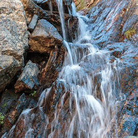 Melting Snow Runoff by Kathy Suttles - Nature Up Close Water