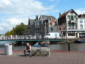 Photo: The city of Leiden.