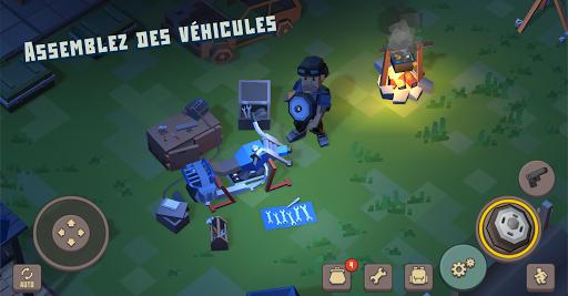 Cube Survival Story  captures d'u00e9cran 2