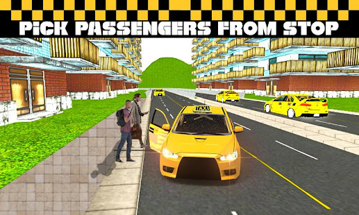 Crazy Taxi Drive Simulation - Android Apps on Google Play
