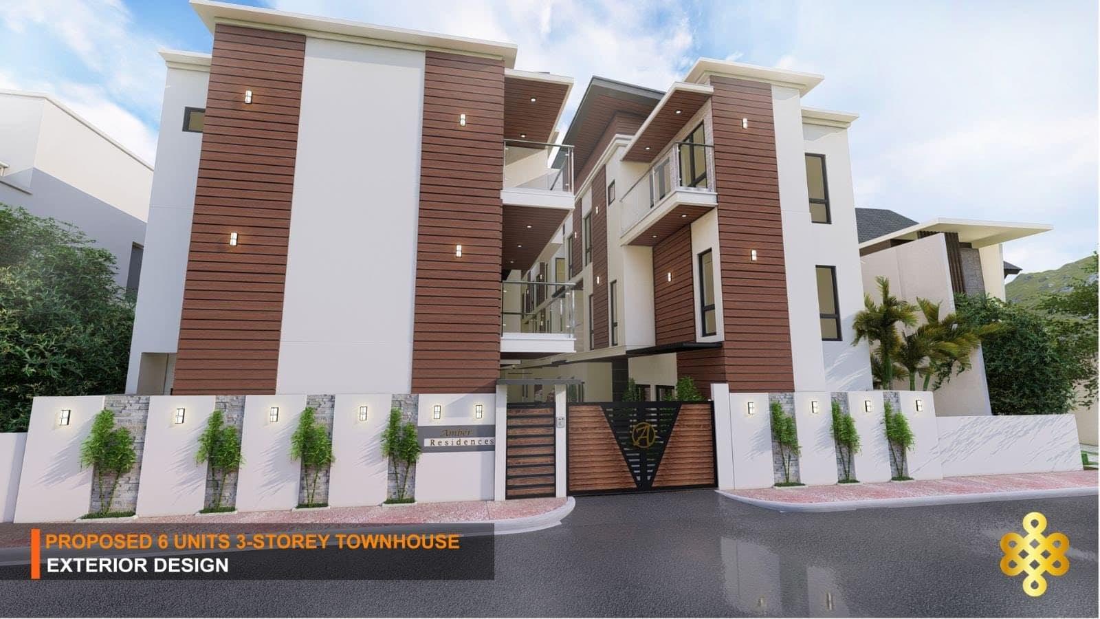 Amber Residences, Tandang Sora, Quezon City