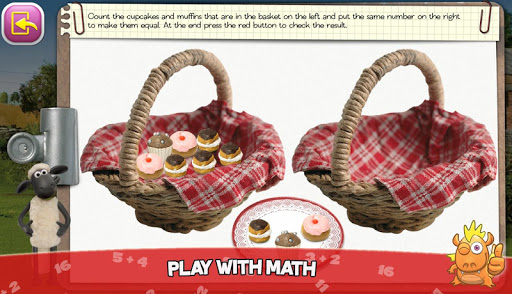 Shaun learning games for kids  screenshots 4