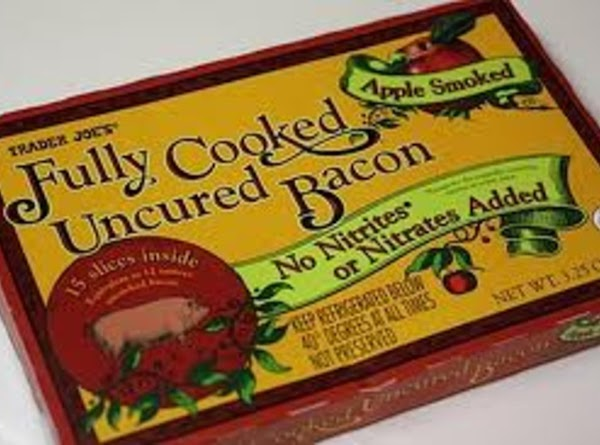 The USDA defines bacon as cured pork bellies with added synthetic nitrates or nitrites,...