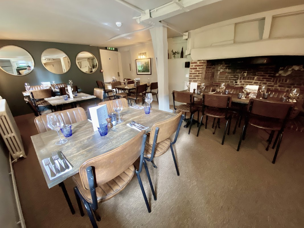 The Woolpack Tenterden, bar, restaurant, food, boutique hotel, bedrooms