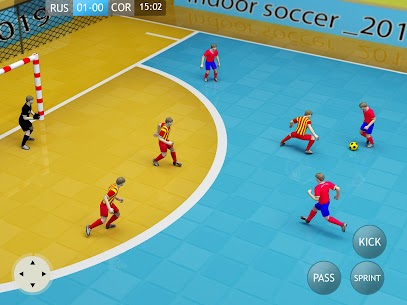 Indoor Soccer 2020 MOD (Unlimited Gold Coins) 5