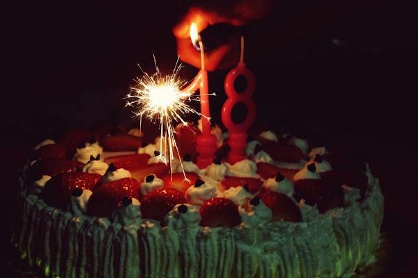 18 anni in festa.  di micphotography