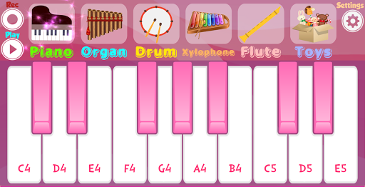 Pink Piano 1.5 screenshots 7
