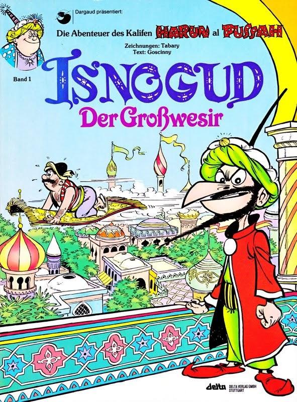 Isnogud (1989) - komplett