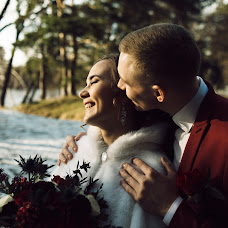 Wedding photographer Evgeniy Niskovskikh (Eugenes). Photo of 10.11.2018