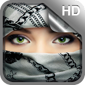 Muslim Girl Live Wallpaper HD