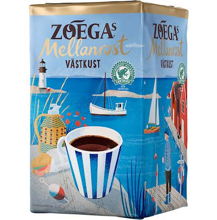 Kaffe Zoégas Västkust vac450g