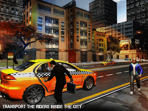 Pro TAXI Driver Crazy Car Rush 1.0.4 screenshots 10