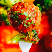 Meatballs Di Alessandro Plate