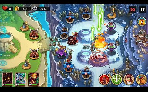 Kingdom Defense MOD (Unlimited Gold/Coins) 7