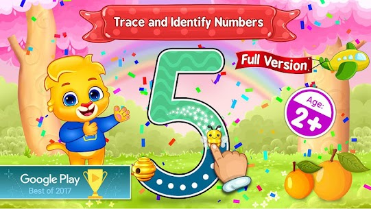 123 Numbers – Count & Tracing 1