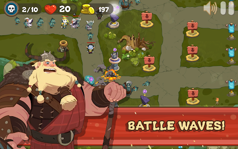 Tower Defense Realm King 8