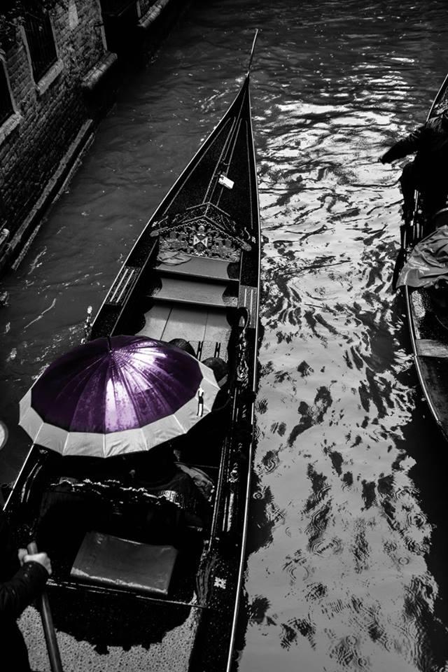 rain in Venice di LauraCefalo