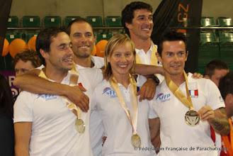 Photo: VRV Team4Speed, Champions du Monde 2014