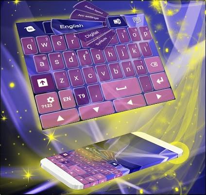 Keyboard for Sony Xperia Z2 - screenshot