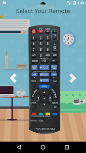 Remote for Panasonic - NOW FREE - náhled