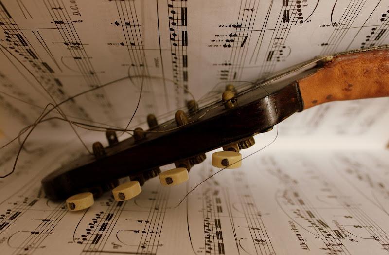 Il mandolino di bereza