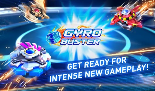 Gyro Buster Screenshot