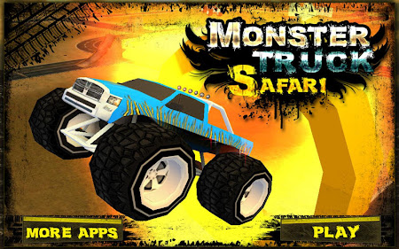 Monster Truck Safari Adventure 1.0.1 screenshot 63299